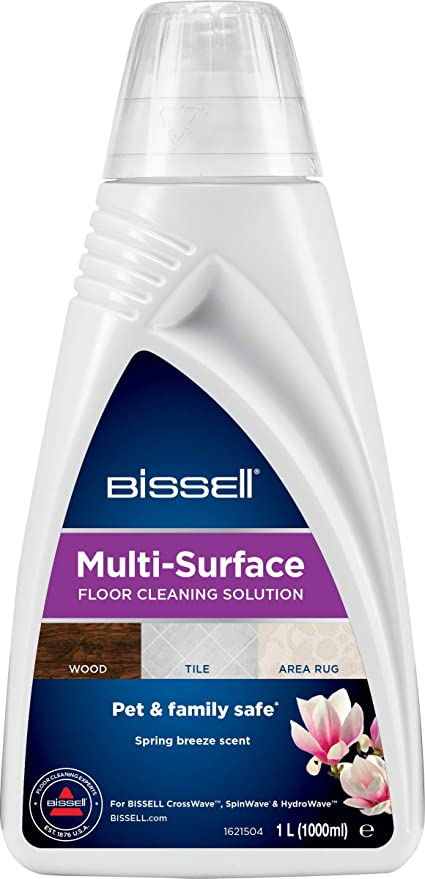 Bissell 1789L Multi-Surface Cleaner for Crosswave and other Multi-Surface Cleaners 1x 1 Litre: AmazonSmile: Kitchen & Home