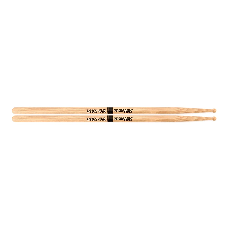 Promark PW5AN Japanese Shira Kashi White Oak 5A Nylon Tip Single pair