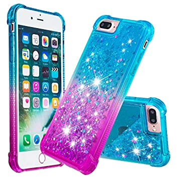 NEXCURIO Funda para iPhone 6S Plus / 6 Plus, Brillante ...