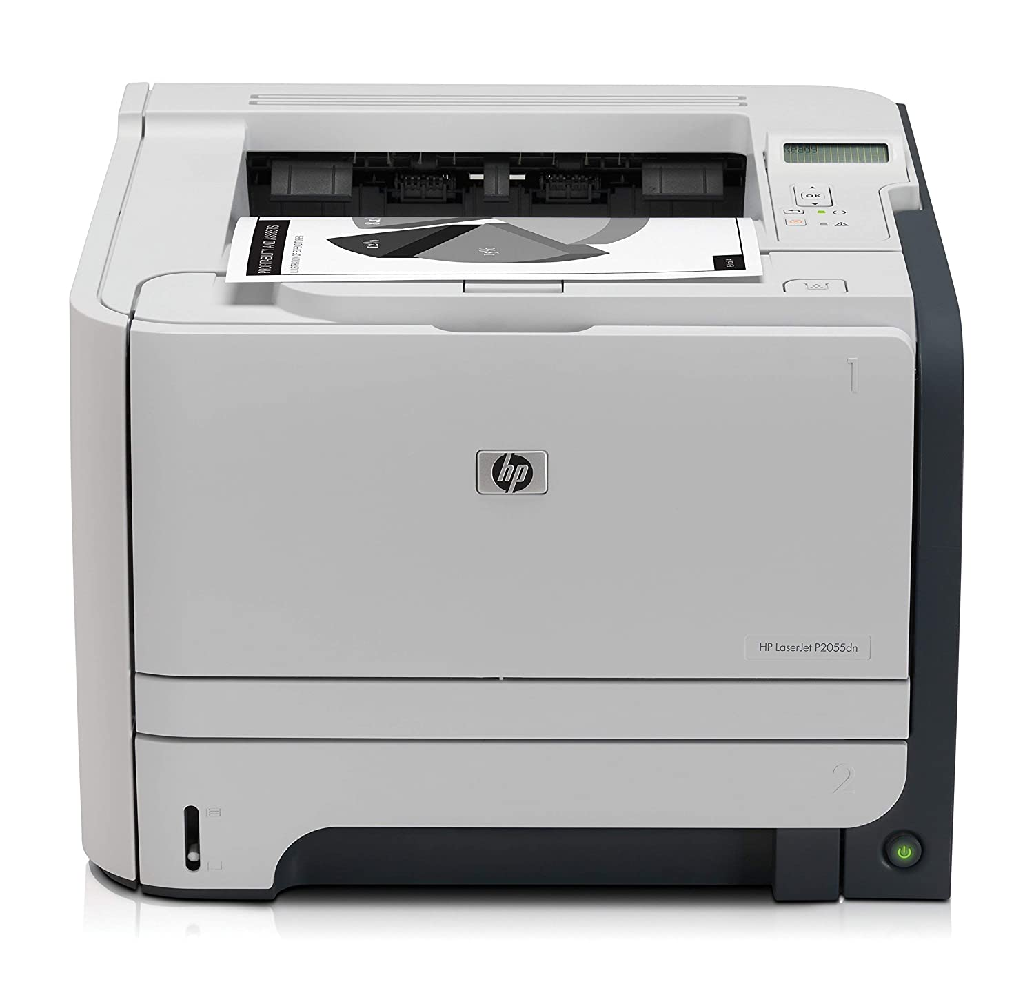 Amazon.com: HP LaserJet P2055DN Workgroup impresora láser ...