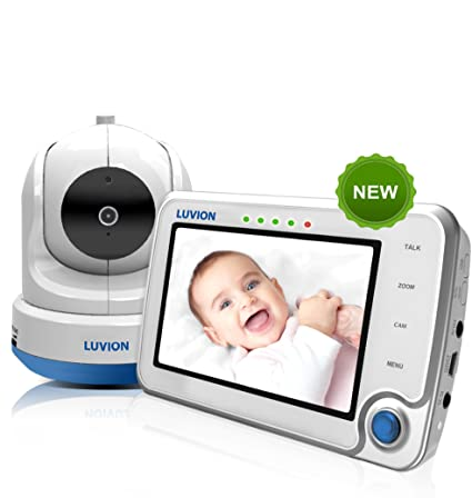 Luvion Supreme Connect Smart Baby Monitor [UK IMPORT]
