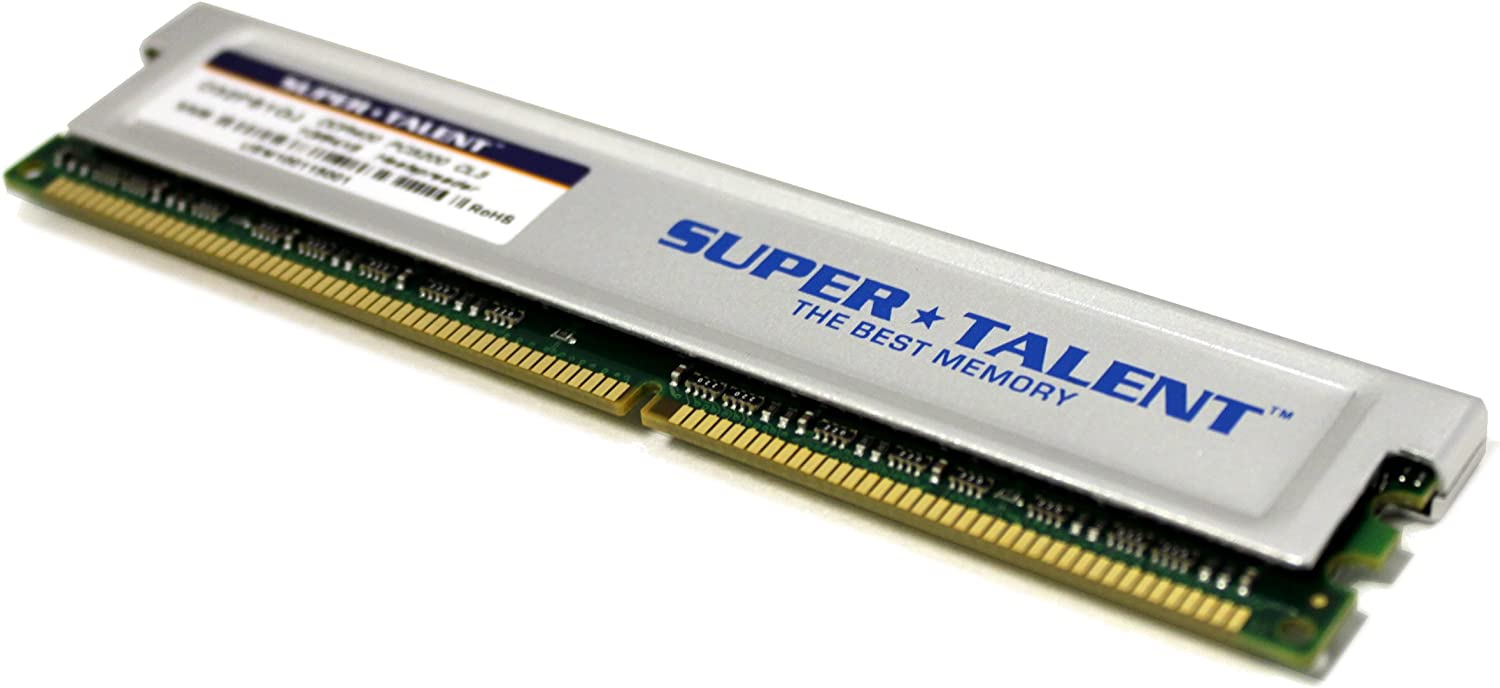 1GB DDR2-400 DE63942 Inc LE Series LE1600cTS Tablet PC RAM Memory Upgrade for The Motion Computing PC2-3200