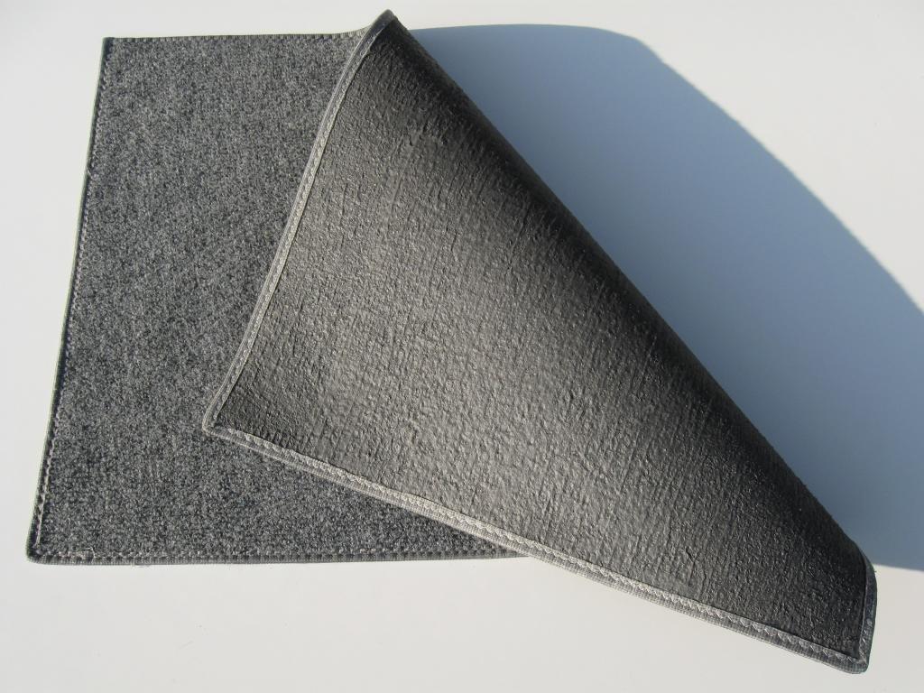 Amazon.com : 4'x8' Gray 4' Length Indoor-Outdoor 3/16