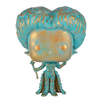 Funko POP Disney: Alice: Through The Looking Glass - Iracebeth (Patina) #185 Hot Topic Exclusive: Toys & Games
