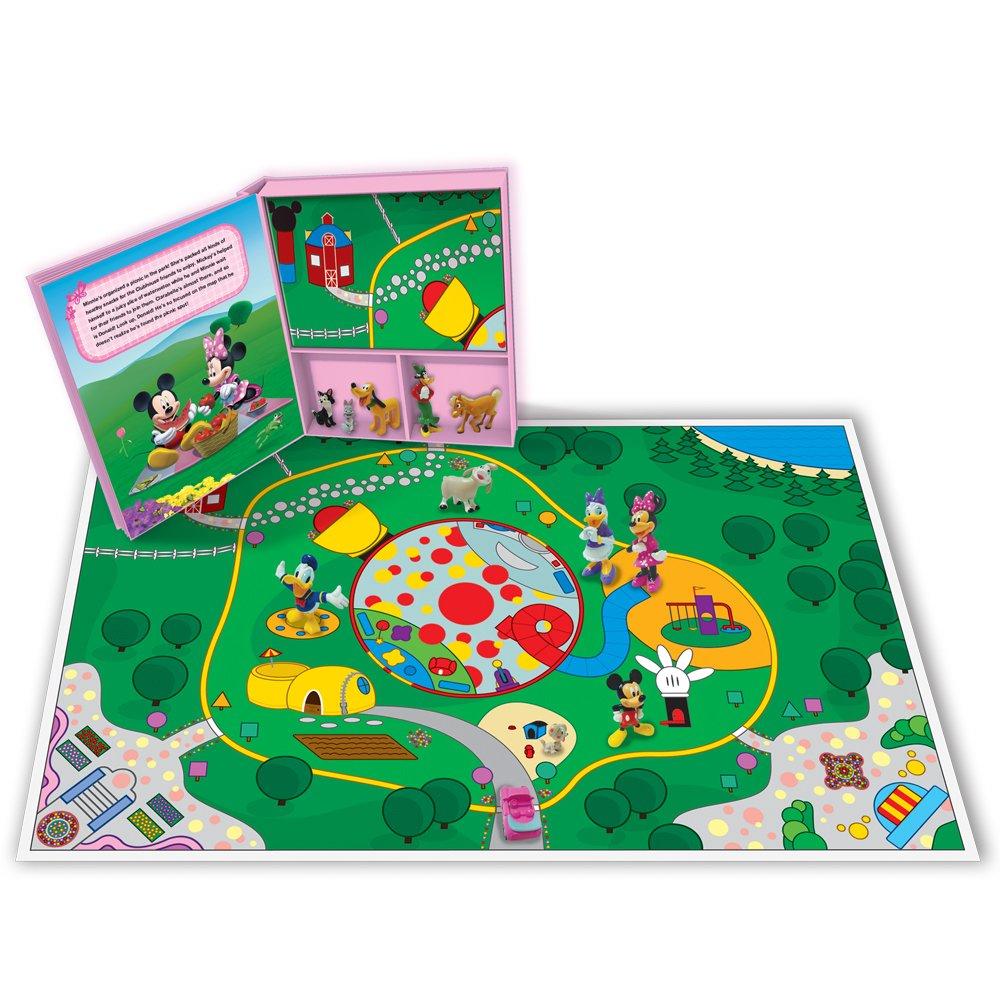 Disney Minnie My Busy Books: Phidal Publishing Inc.: 9782764322505:  Amazon.com: Books