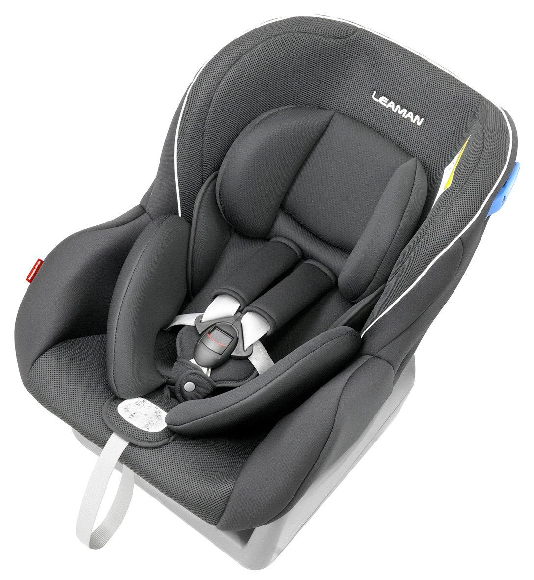 リーマン 新生児対応チャイルドシート ソシエIII ピュアブラック リーマン77914  ピュアブラック B00CY0QU1M