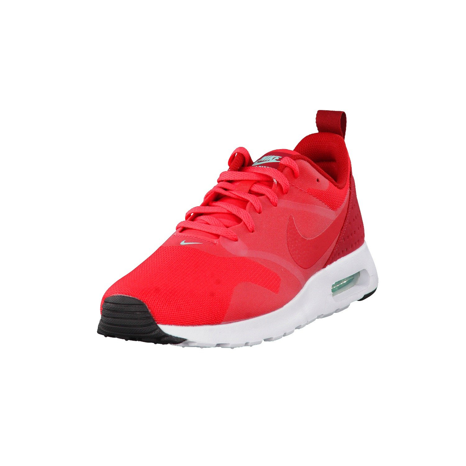 Nike Herren Air Max Tavas Low-Top  40.5 EU|Rot (Action Red/Action Red/Gym Red/White)