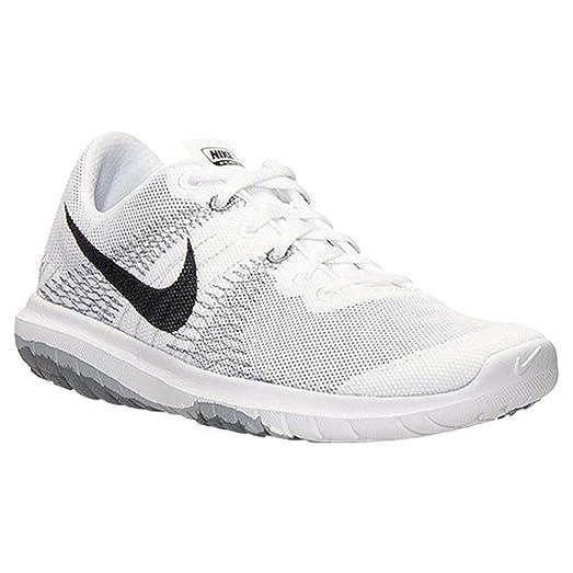 407fab7cc1fe ... sweden nike flex fury mens running sneaker 15 white black 29e2c 73981