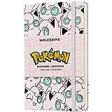 Moleskine 《精灵宝可梦》口袋型横线胖丁笔记本