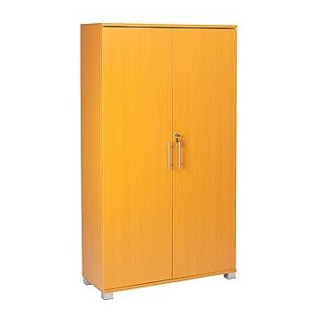 Oficina armario archivador de almacenamiento de papel Gabinete – muebles de oficina, 4 estantes de