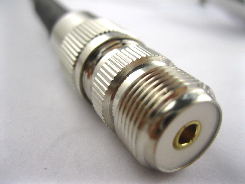 CZH Antena Circular elíptica polarizada, Doble Cruce, Antena de transmisión FM, 88~108 MHz para transmisor FM MAX Power 500 W