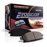 Power Stop 16-1729 Z16 Evolution Rear Ceramic Brake Pads