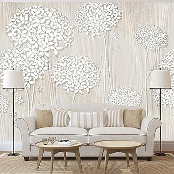 Murando   Fototapete Blumen 350x256 Cm   Vlies Tapete   Moderne Wanddeko    Design Tapete