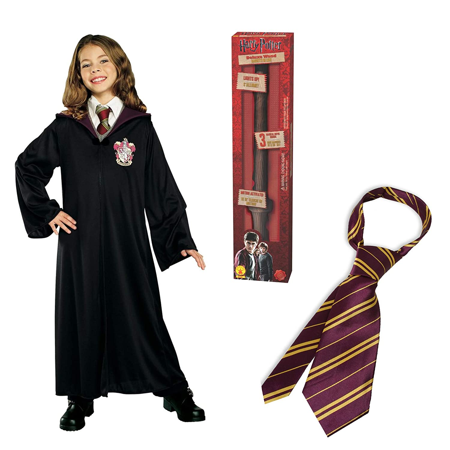 Gryffindor Robe Costume - Medium by Unknown: Amazon.es: Ropa ...
