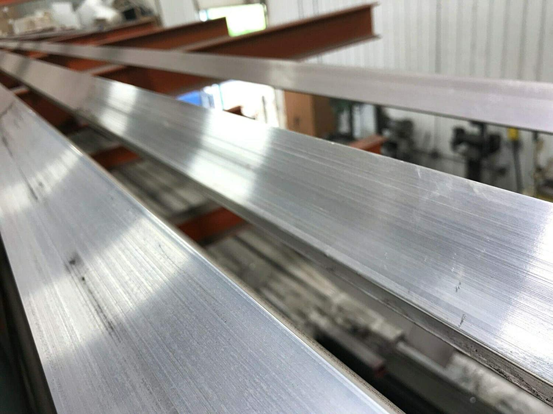 "6061 T651 Aluminum Angle 3/""X 5/""X 60/"" Long 1//4/"" Thick"