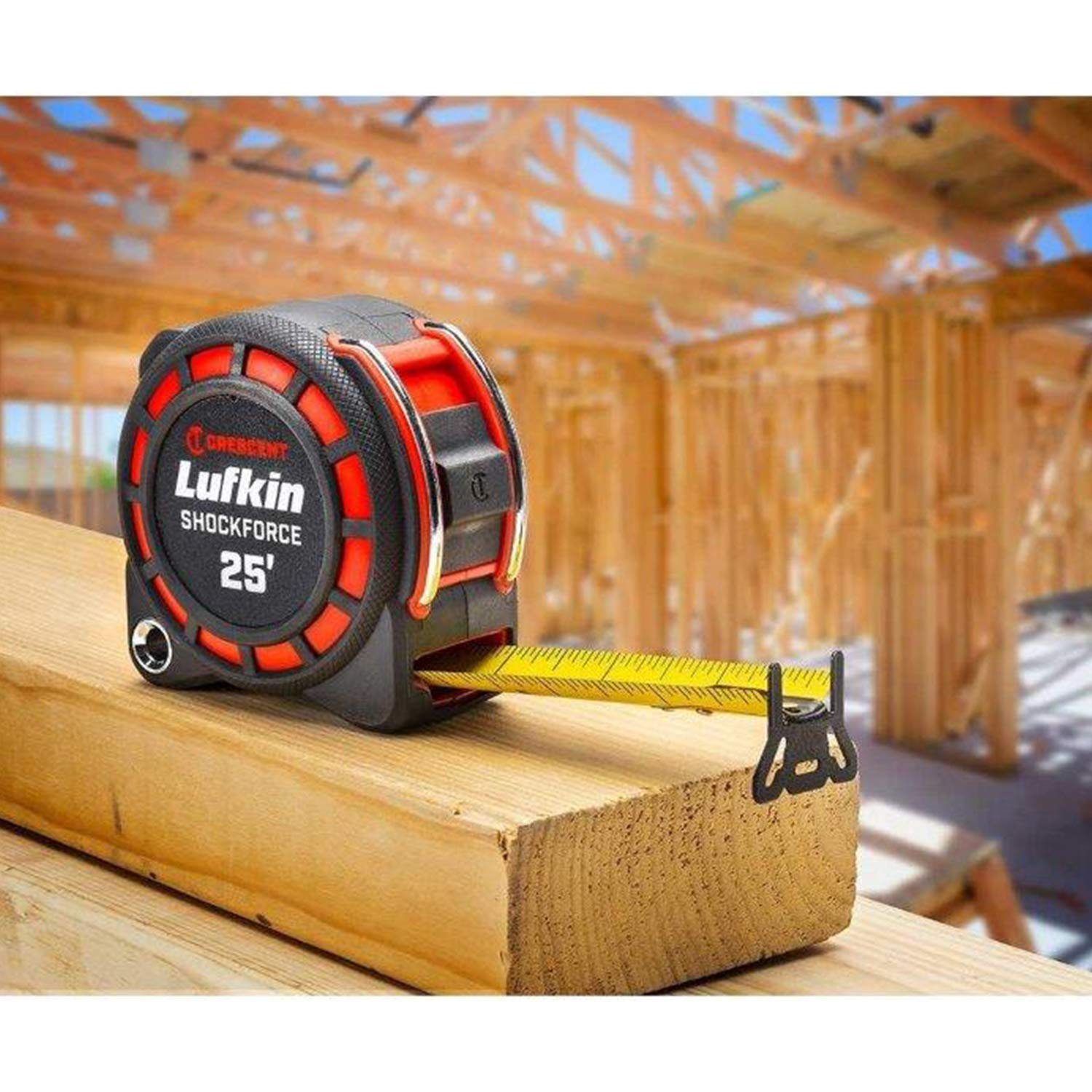 Lufkin L1125 25' Shockforce Tape Measure by toolfetch (Image #3)