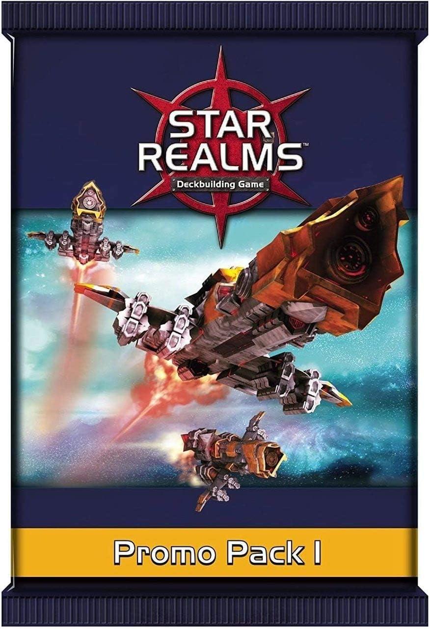 Star Realms: Promo Pack I: Amazon.es: Juguetes y juegos