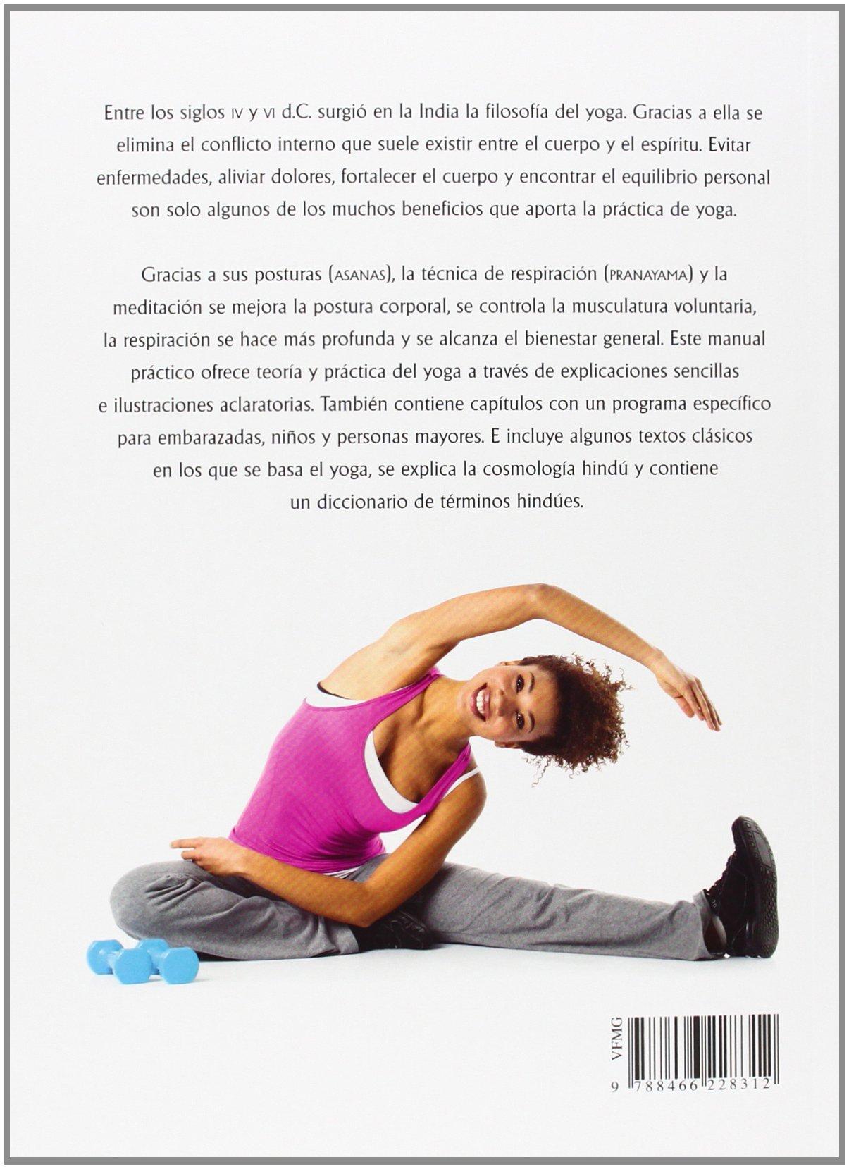 Yoga Fácil (Poderes Ocultos): Amazon.es: Francesca Chiapponi ...