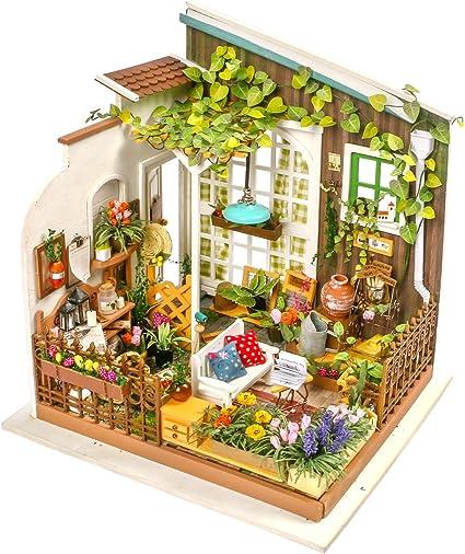 DIY  mini house kits mini house DIY party kits