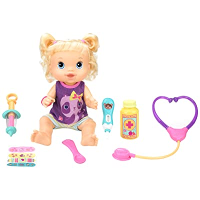 Baby Alive Make Me Better Baby Doll: Toys & Games