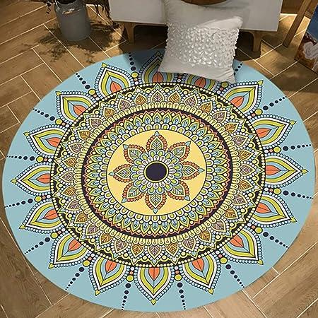 SXcarpet Alfombras Mandala Estera de Yoga Alfombras de ...