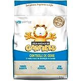 Areia Higiênica do Garfield Controle de Odor, Clássica, Natural 2 kg