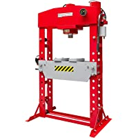 Prensa de taller hidráulica con cilindro móvil WP75H