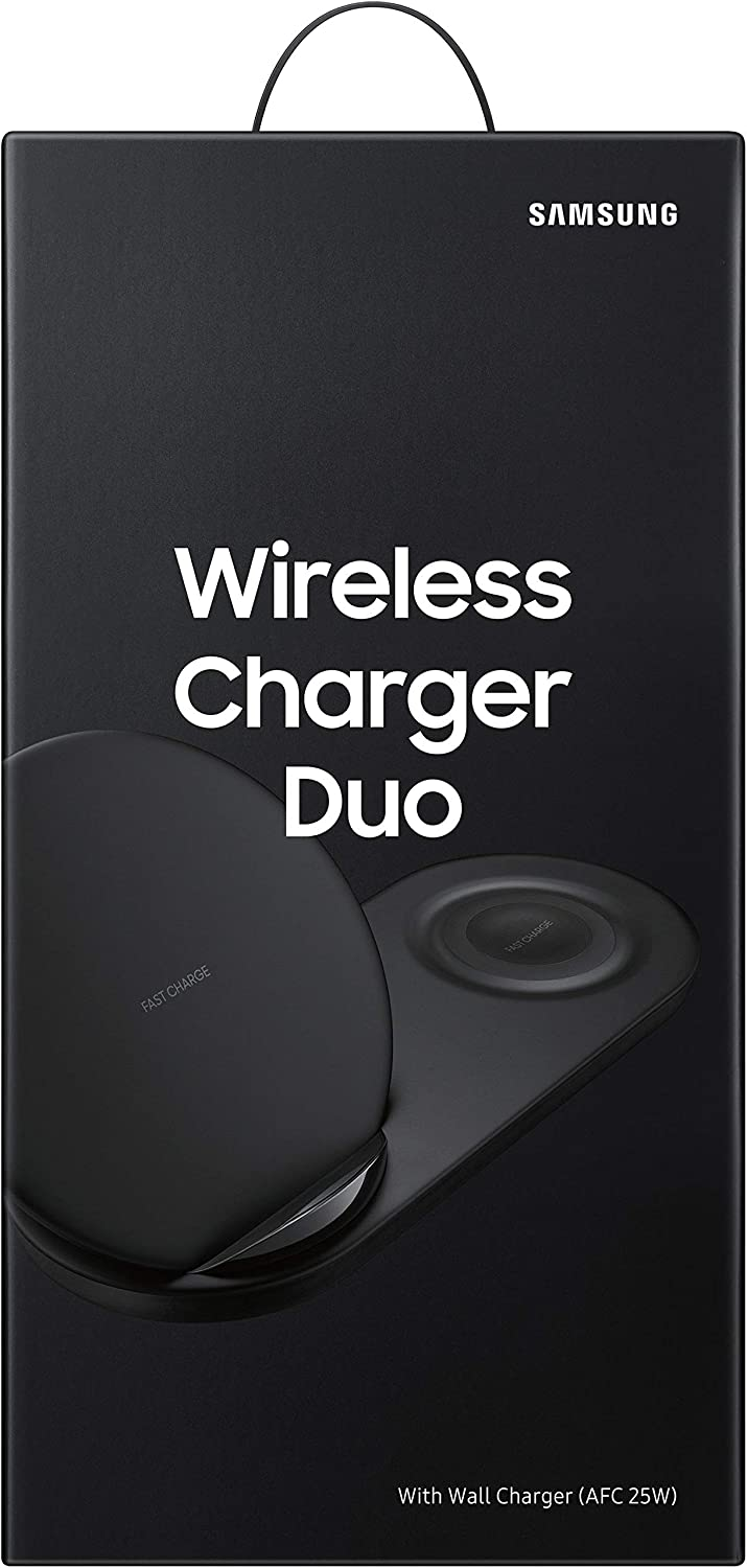samsung ep n6100 wireless charger duo black