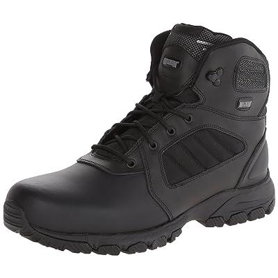 Amazon.com | Magnum Men's Response III 6.0 Slip Resistant Work Boot | Industrial & Construction Boots