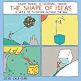 Shape of Ideas 2018 Wall Calendar: A Year of Thinking Outside the Box