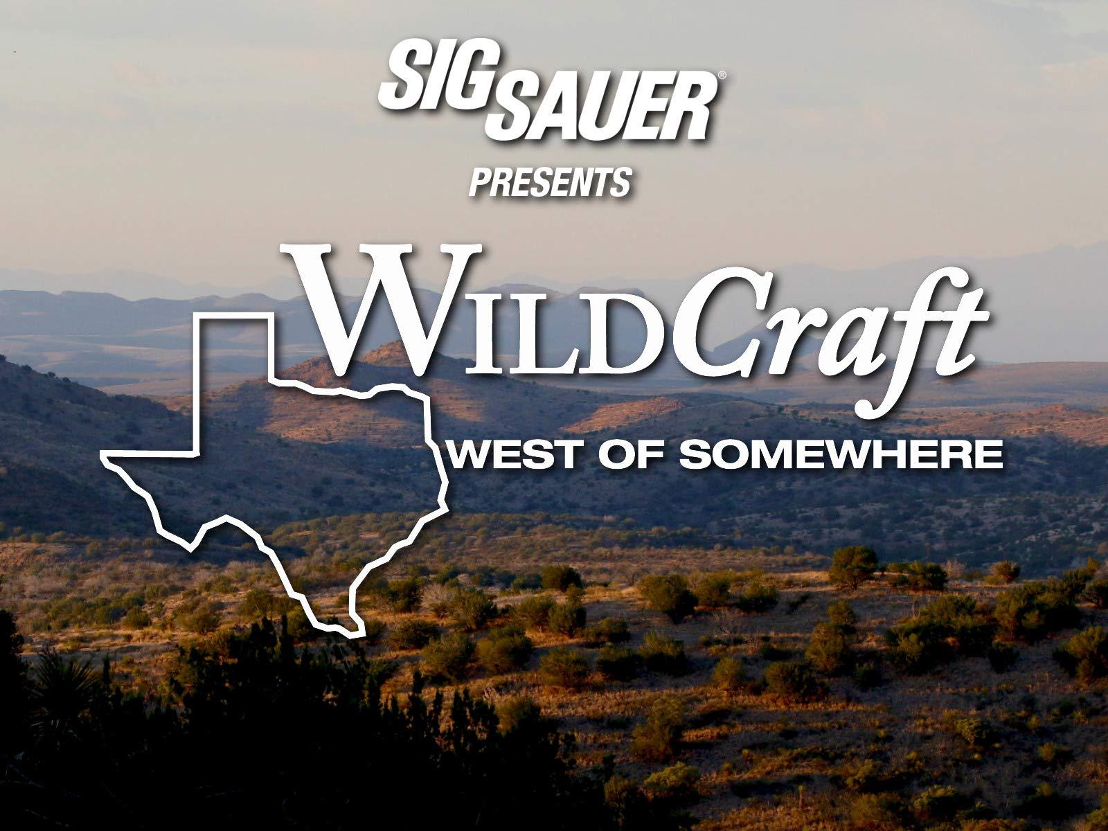 WILDCraft: West of Somewhere on Amazon Prime Video UK