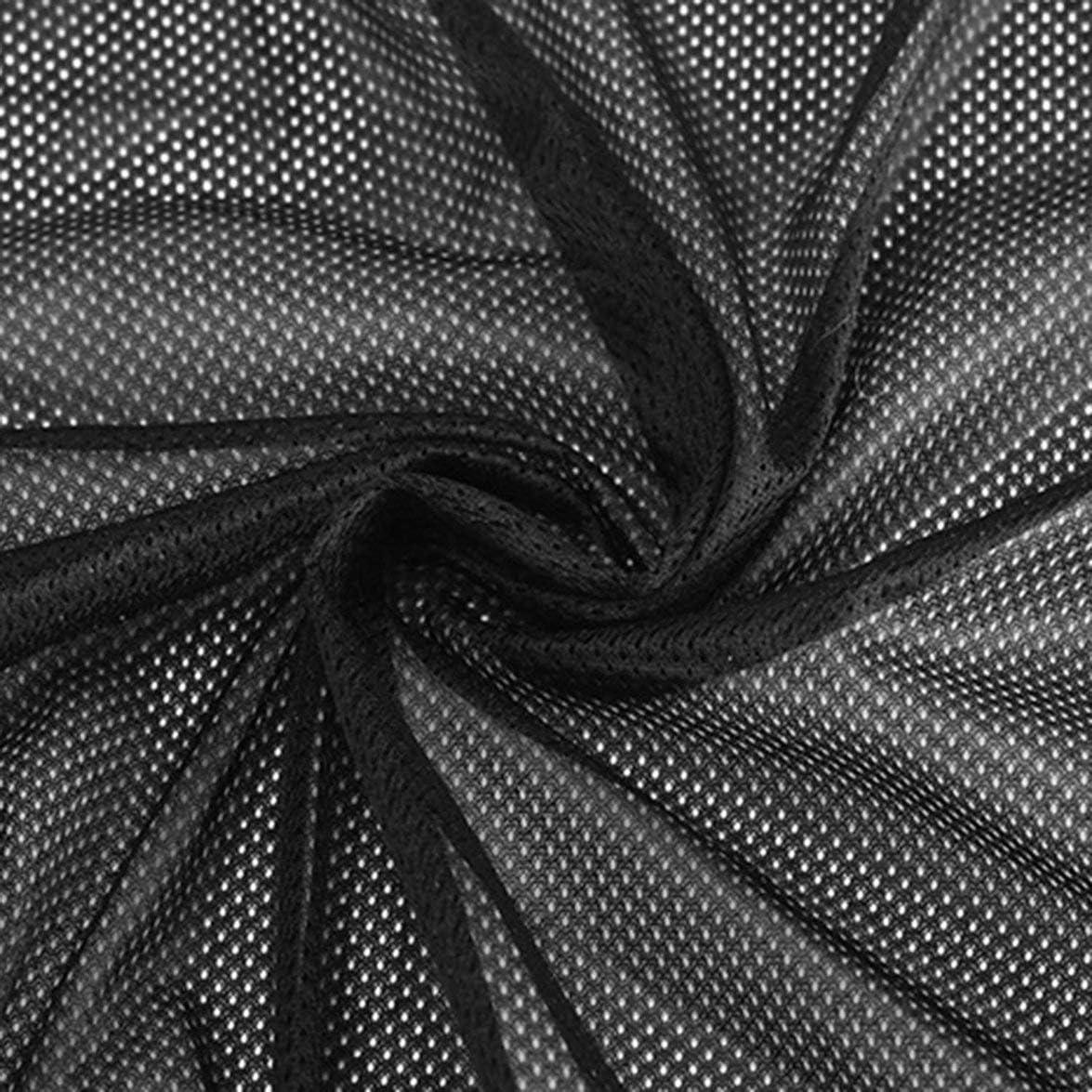 Romirofs 2pcs Black Car Sun Shade Side Nylon Mesh Window Curtain Foldable Sunshade UV Protection Car Curtain Auto Accessories