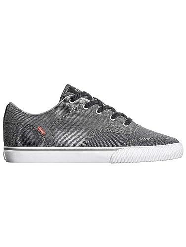Herren Tribe Skateboardschuhe, Grau (Grey Tweed 0), 40 EU Globe
