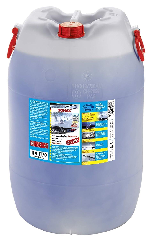 SONAX 332100 anticongelante (& Transparente Concentrado
