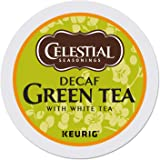 Celestial Seasonings Decaf Natural Antioxidant Green Tea, Decaf Green Tea, 24 Count