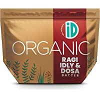 iD Organic Ragi Idli And Dosa Batter 1kg