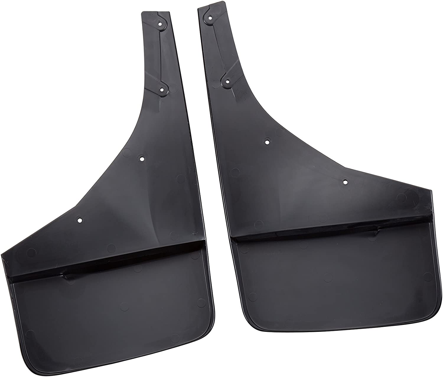 GM Accessories 22935639 Rear Molded Splash Guards in Black
