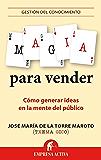 Magia para vender (Gestión del conocimiento)