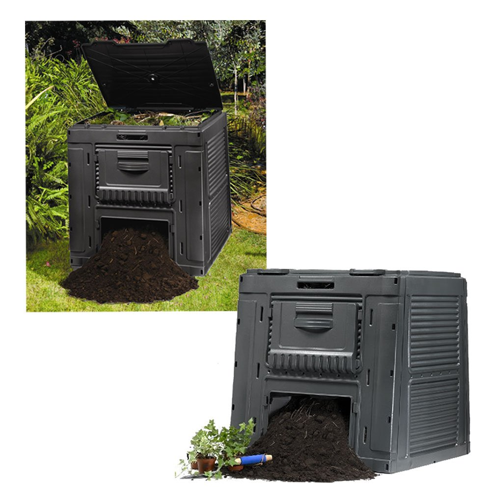 Keter 470l Composteur, noir 17186236