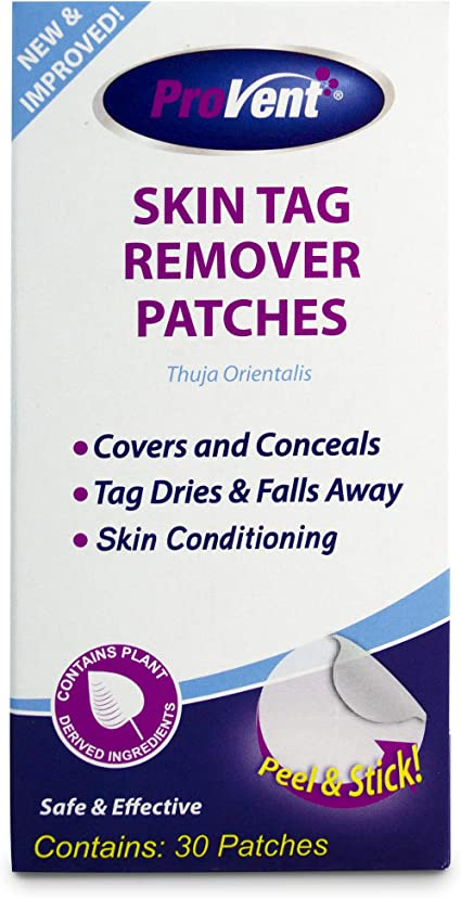 Provent Skin Tag Remover Patches 30 Count Amazon Ca Beauty