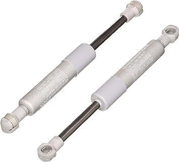 Maxpow 2X Amortiguadores de presi/ón de gas LIFT-O-MAT 380N dise/ño reforzado
