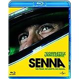 Senna [Blu-ray] (Region Free)