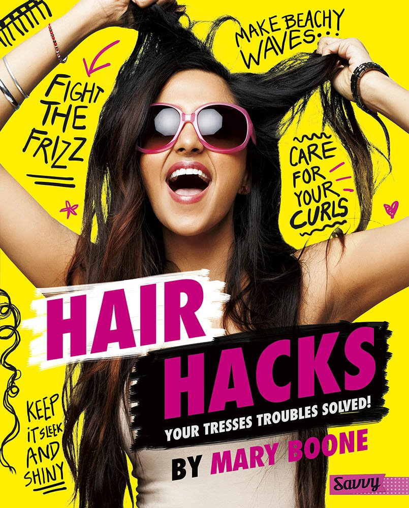 Hair Hacks: Your Tresses Troubles Solved! (Beauty Hacks)