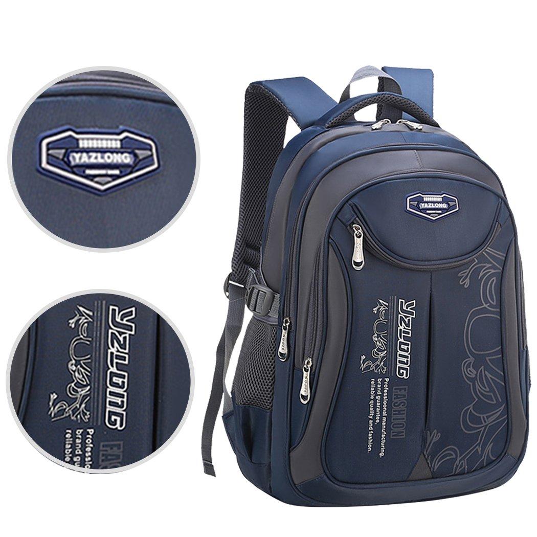 Amazon.com: Bageek School Backpack for Boys Bookbag on Sale 2018 New ...