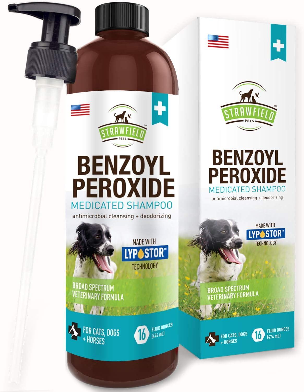 shampoo para seborrea seca perros