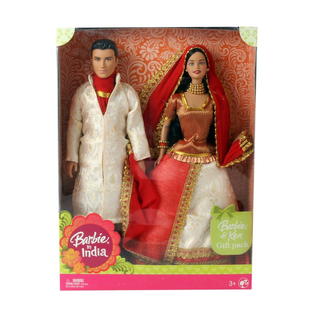 Buy Barbie Barbie and Ken in India (Color May Vary) Online at Low Prices in  India - Amazon.in f547024b55