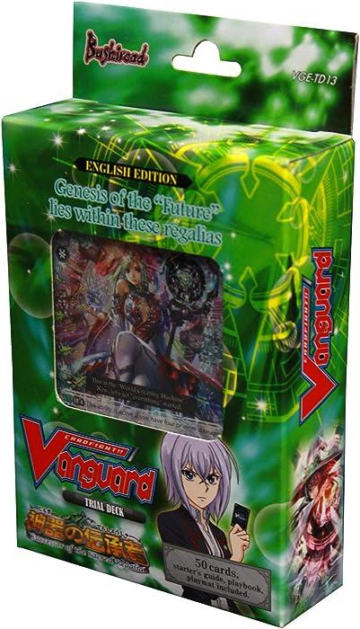 Bushiroad Cardfight Vanguard TCG: Successor of the Sacred Regalia Trial Deck