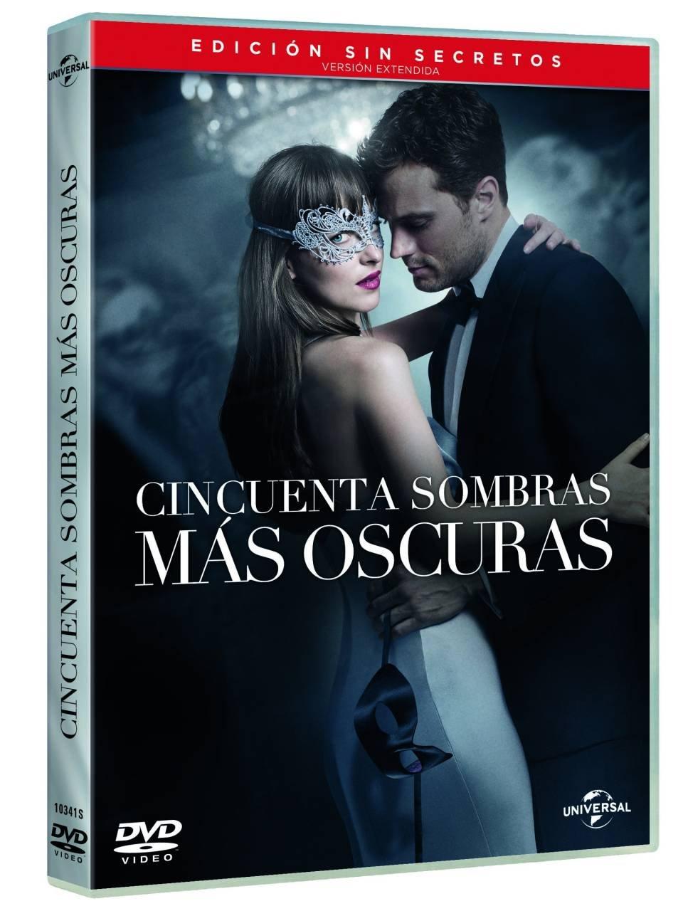 Cincuenta Sombras Más Oscuras [DVD]: Amazon.es: Dakota Johnson ...