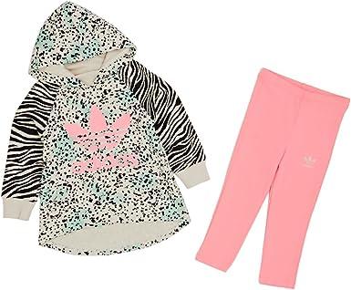 Conjunto adidas – I Ywf multicolor/rosa talla: 68 cm altura - de 3 ...