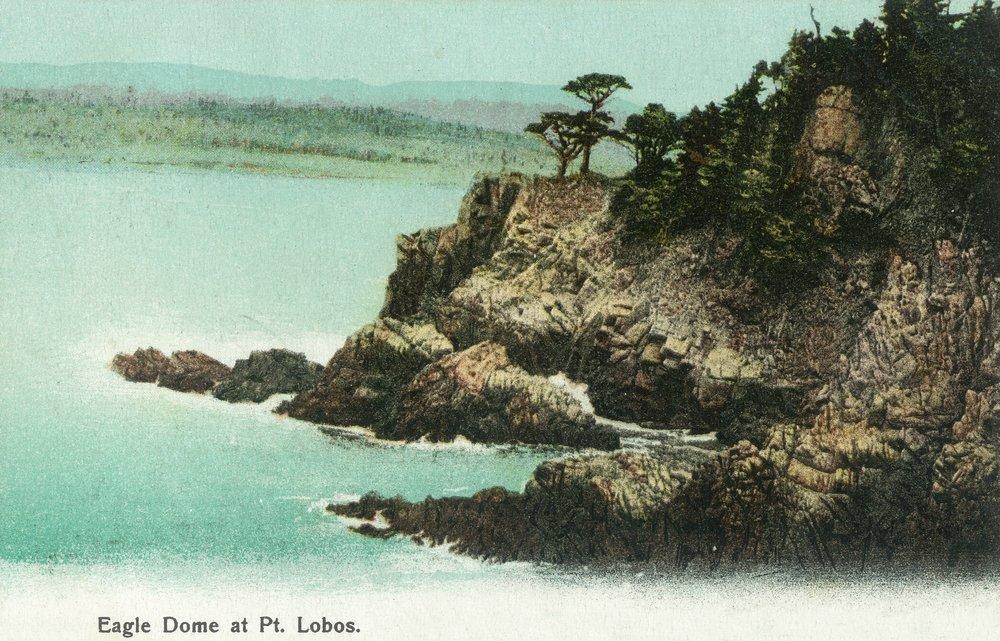 Los Gatos、カリフォルニア – Aerial View Of EagleドームatポイントLobos 16 x 24 Giclee Print LANT-12173-16x24 B00QPZ4LF4  16 x 24 Giclee Print